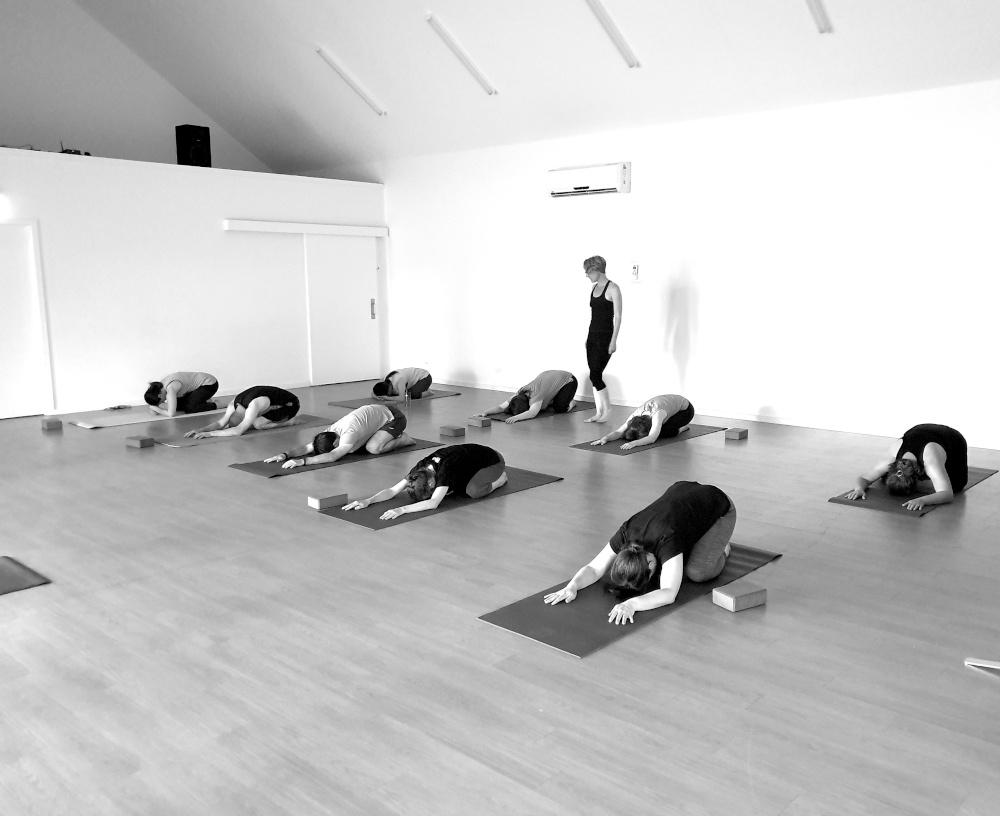 Generative Yoga Class 1